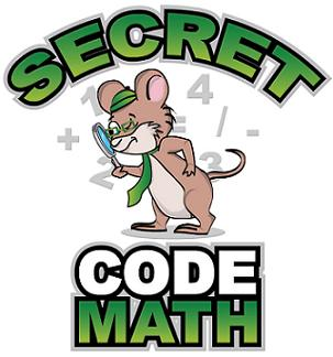 Secret Code Math Worksheets